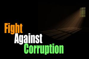 Chandika Travels against the corruption