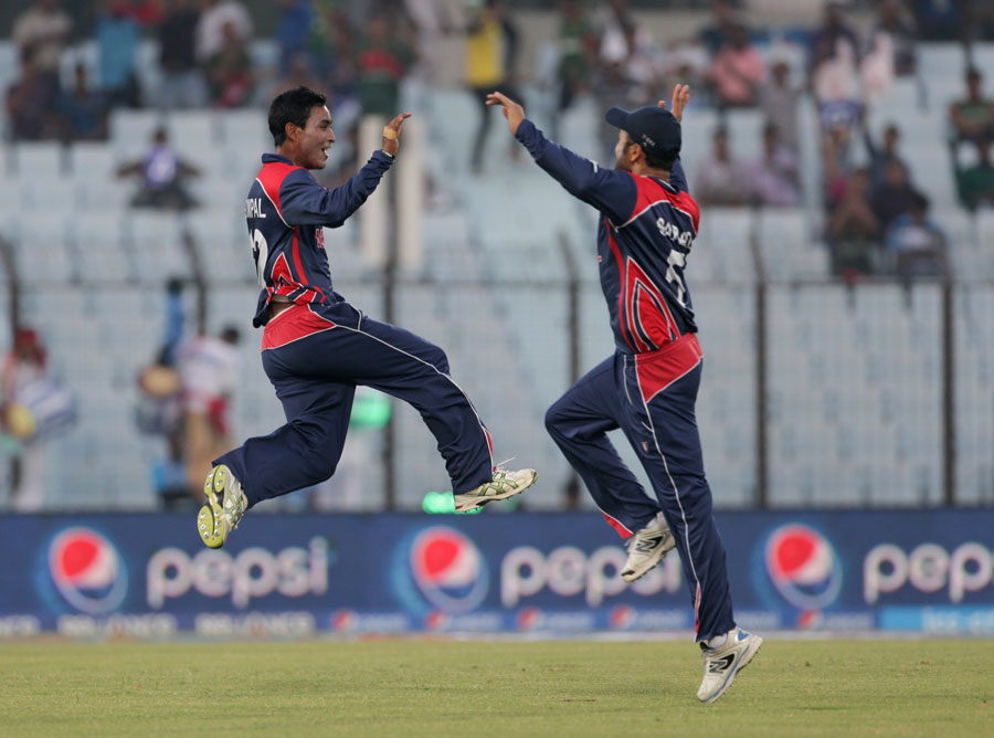 The Nepal national cricket team